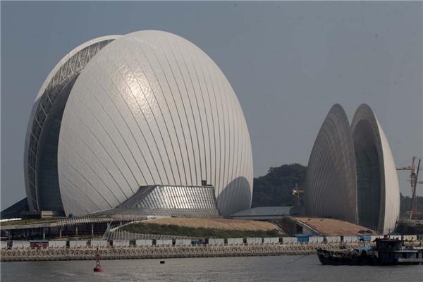 китайский оперный театр