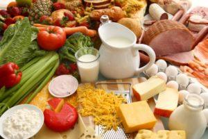здоровое питание из Китая