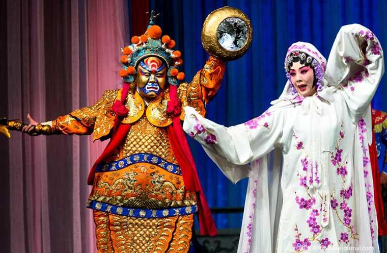 День культурного и природного наследия Китая