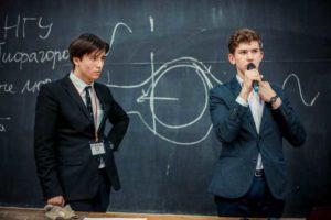 Международный турнир по физике в Китае